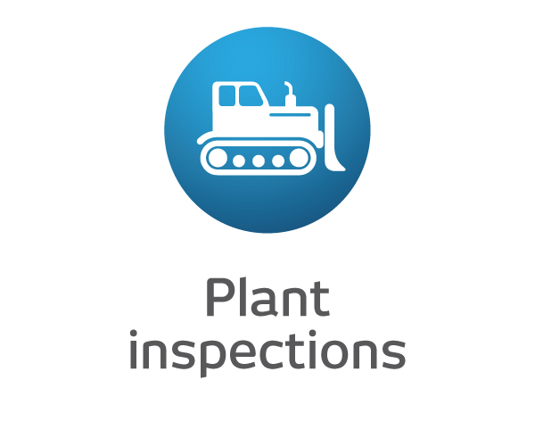 Plant Inspections