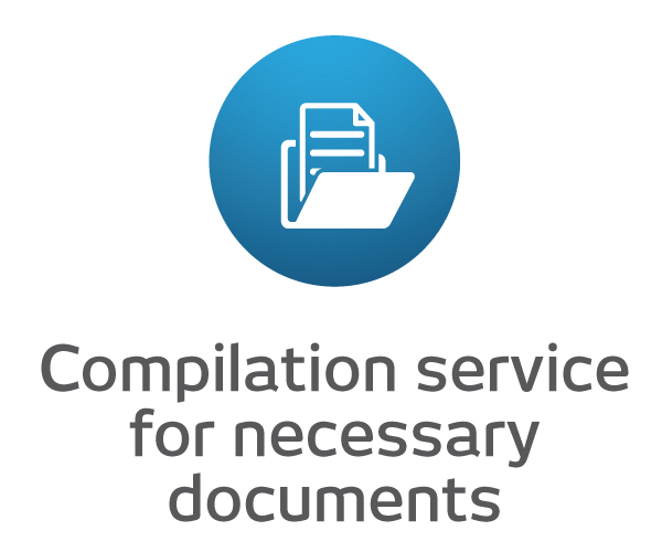 Compilation Service for Necessary Documents